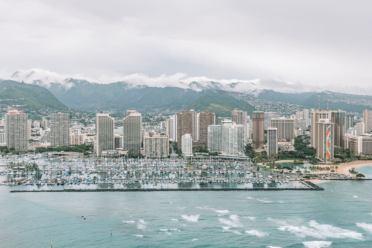 itinerary for visiting oahu