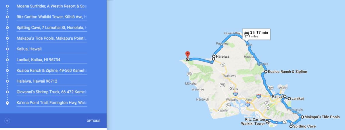 Oahu Itinerary: Visiting Oahu Hawaii
