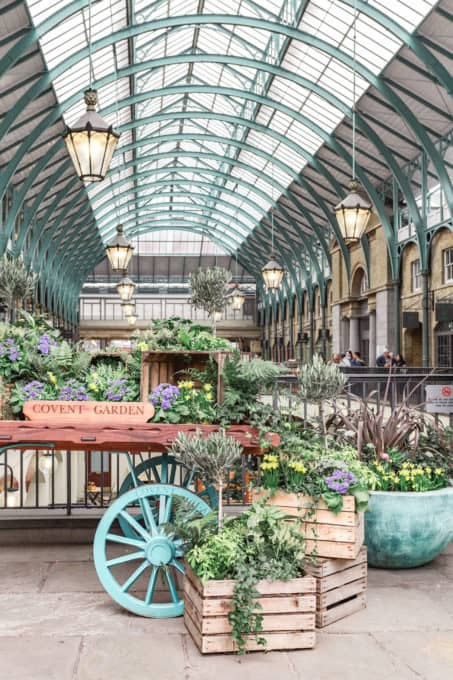 Manchester and London Weekend Itinerary