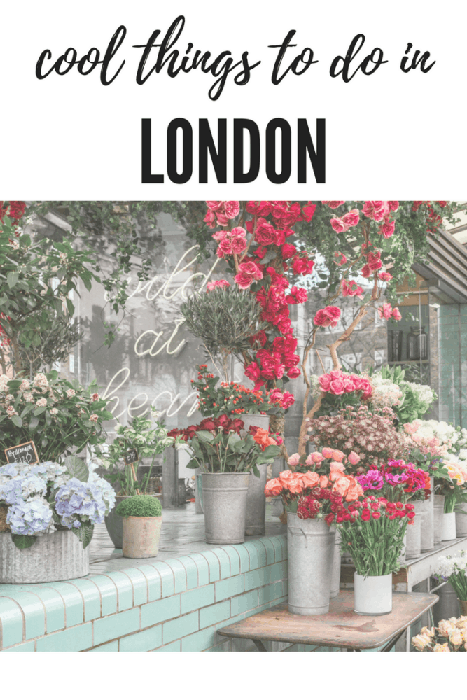 Cool things to do in London | what to do in London UK | fun things to see in London | how to spend time in London | what to see in London | places to visit in London