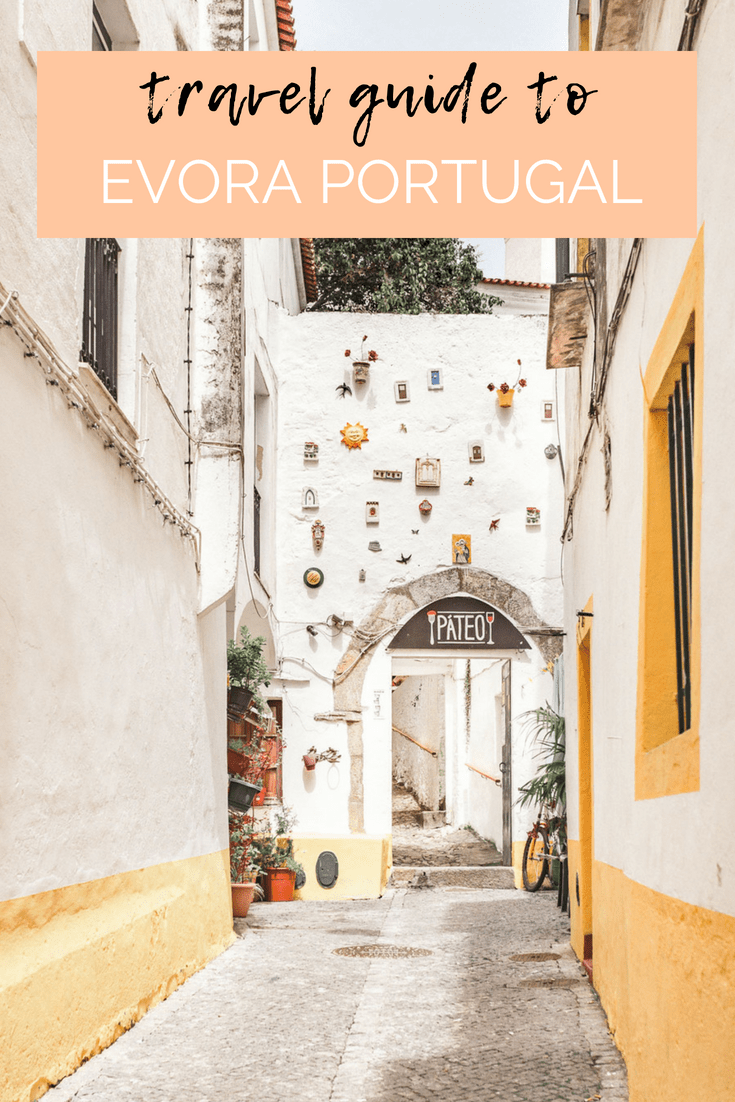 Evora Portugal travel guide