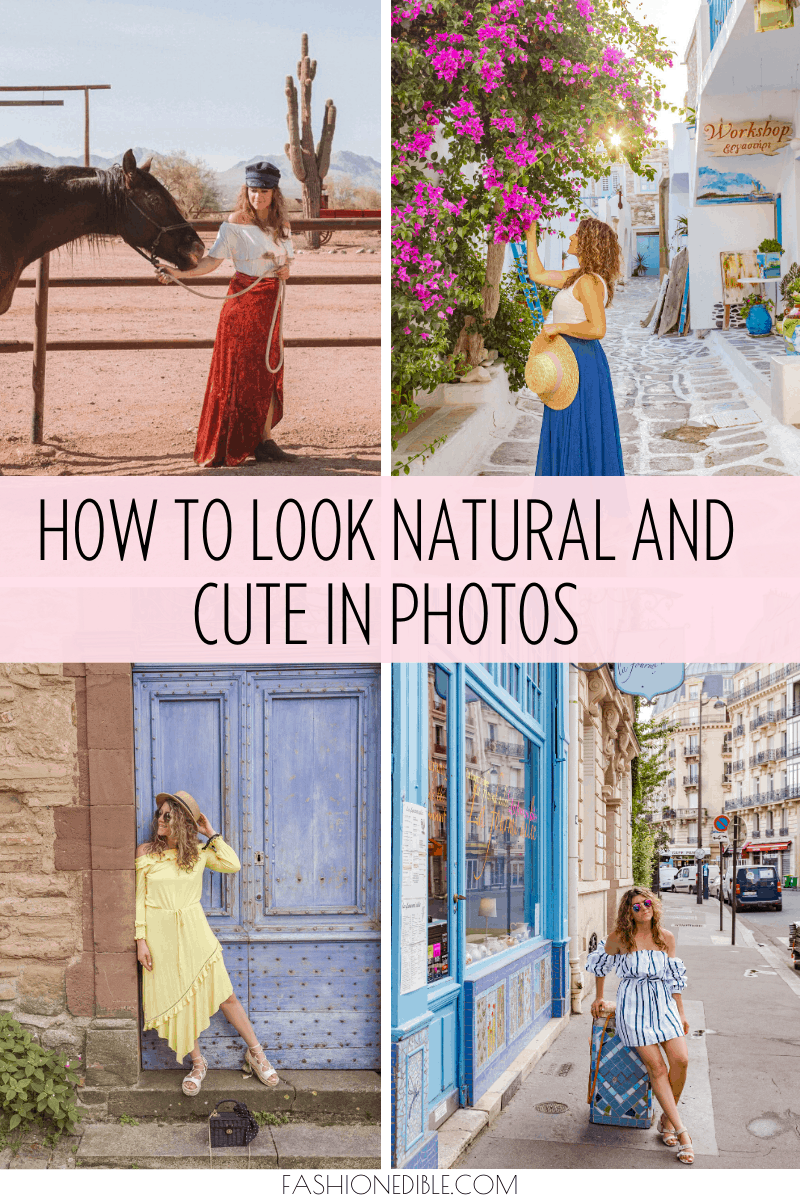 how to pose in photos | tips for posing in travel photos | tips for looking nice in photos