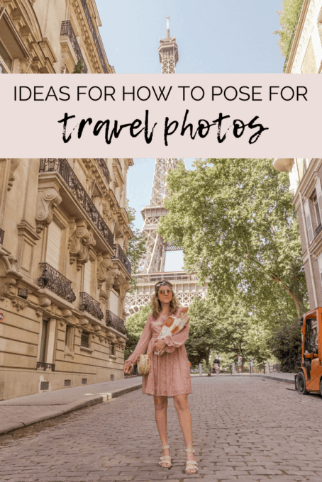 how to pose for photos naturally