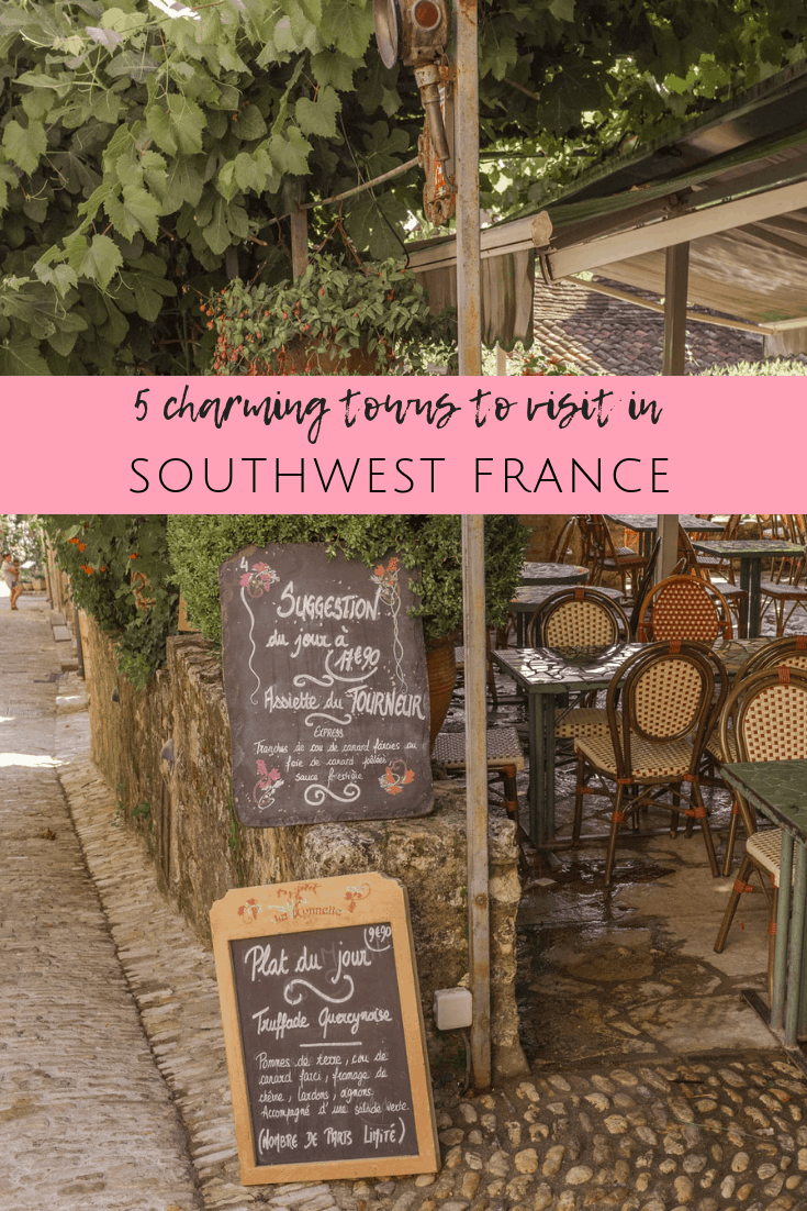 Charming Towns in Southwest France