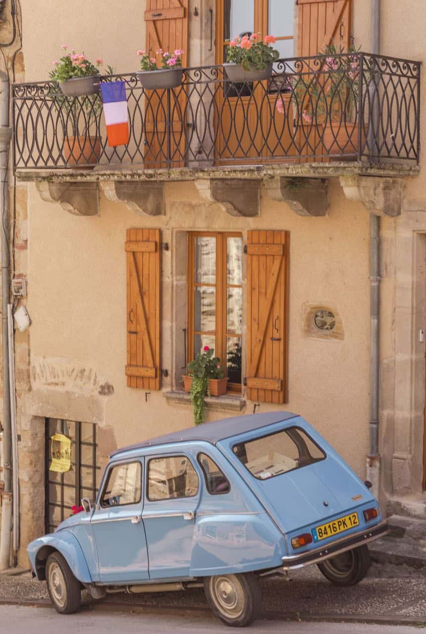 best towns in south west France