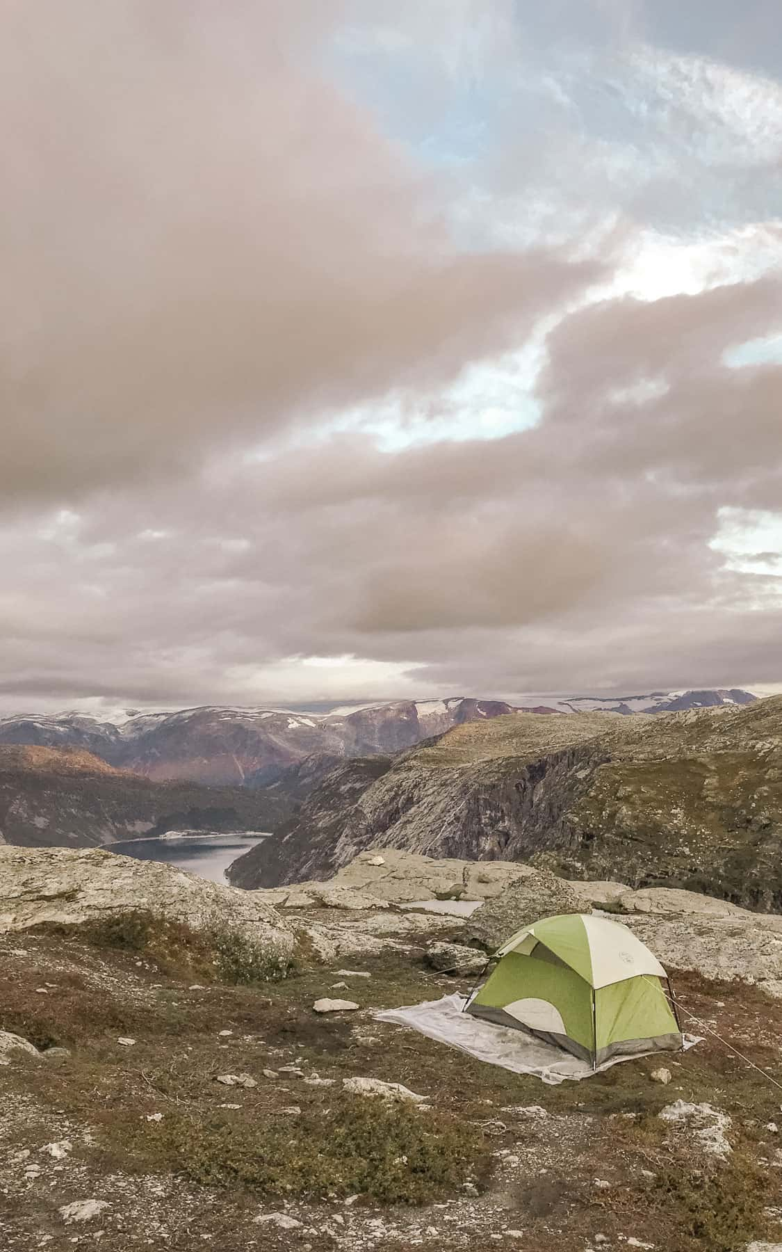 Trolltunga Hike: Ultimate Hiking and Camping Guide