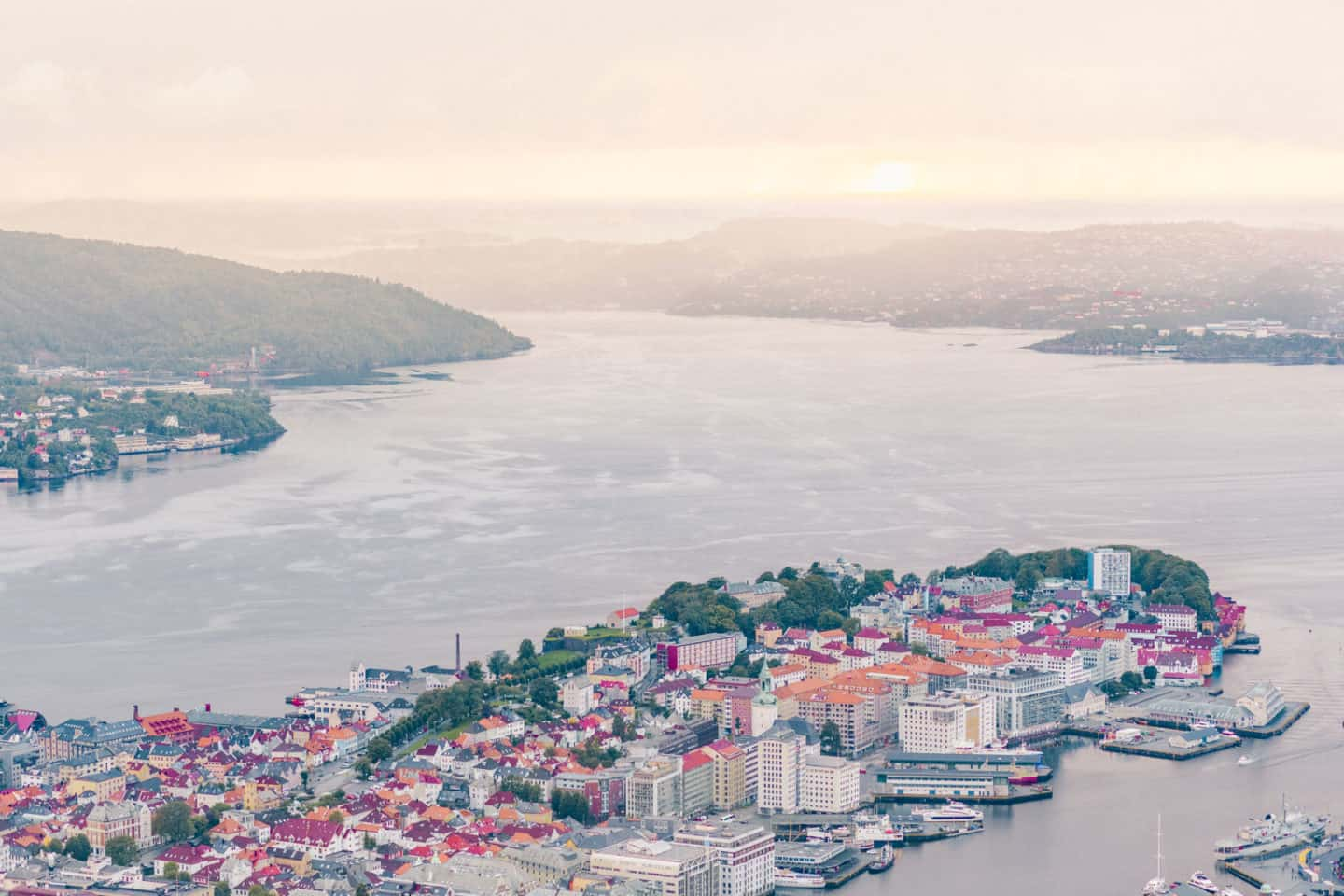 Instagrammable things to do in Bergen, Norway