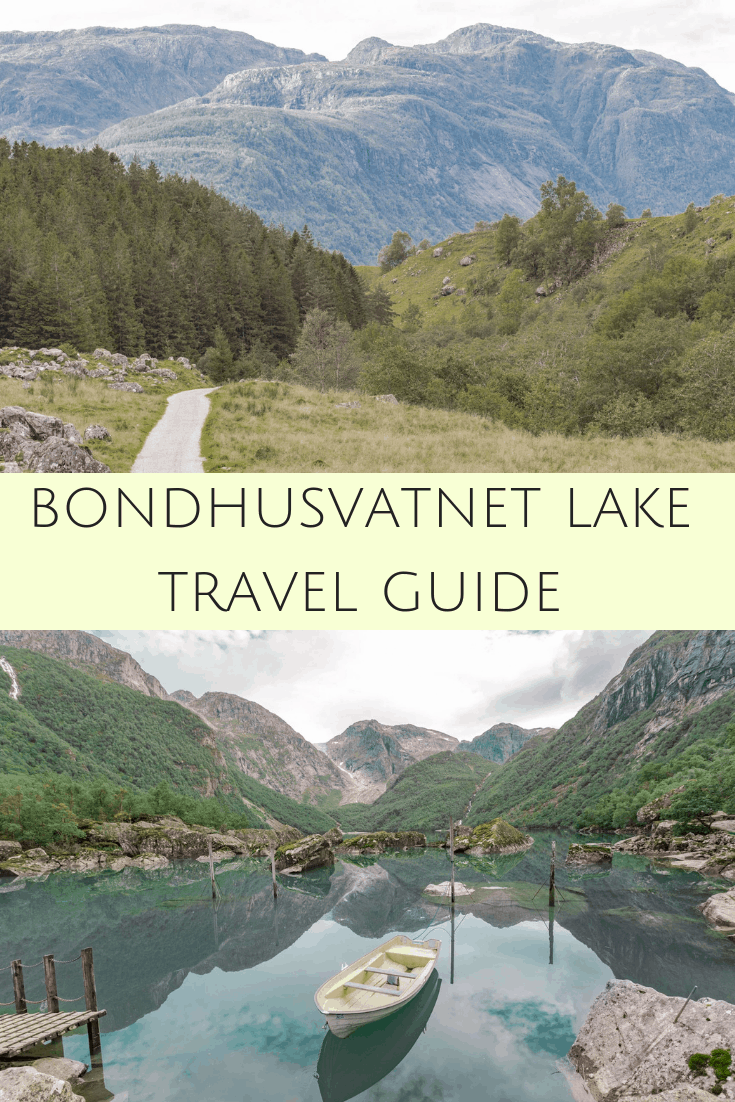 Hike to Bondusvatnet Norway's Hidden Gem