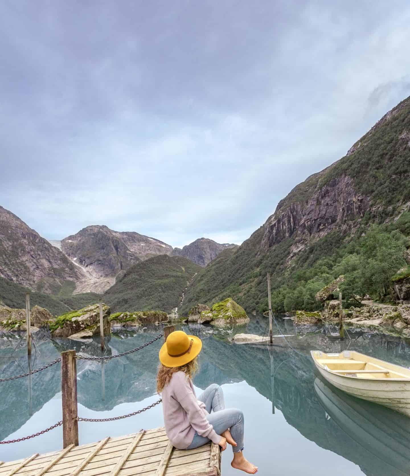 Hike to Bondhusvatnet, Norway's Hidden Gem in Folgefonna