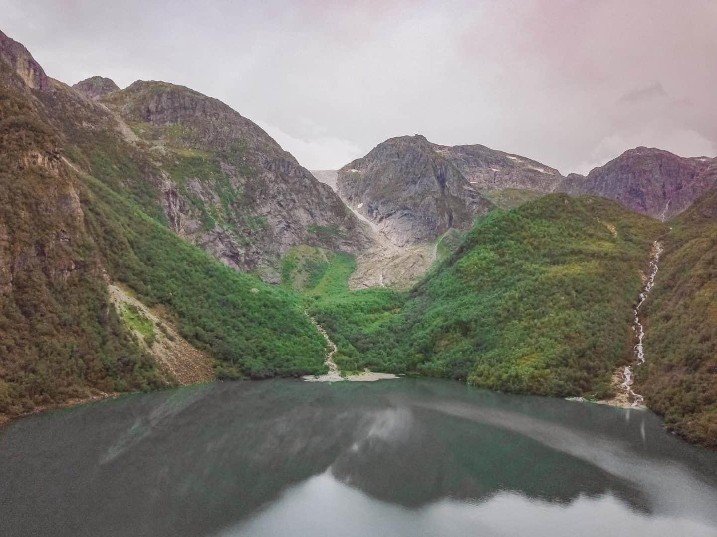 Hike to Bondhusvatnet, Norway's Hidden Gem in Folgefonna