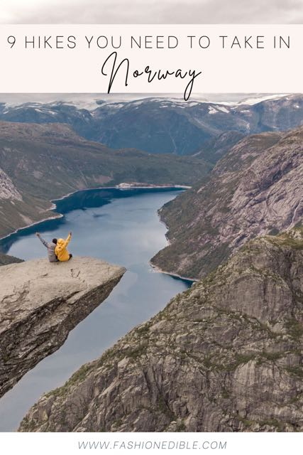 best hikes in Norway | where to hike in Norway | top hikes in Norway | hidden hikes | where to hike in Norway | epic