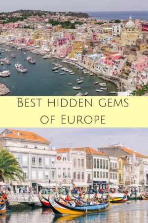 Hidden Gems of Europe