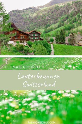 Lauterbrunnen Switzerland Travel Guide