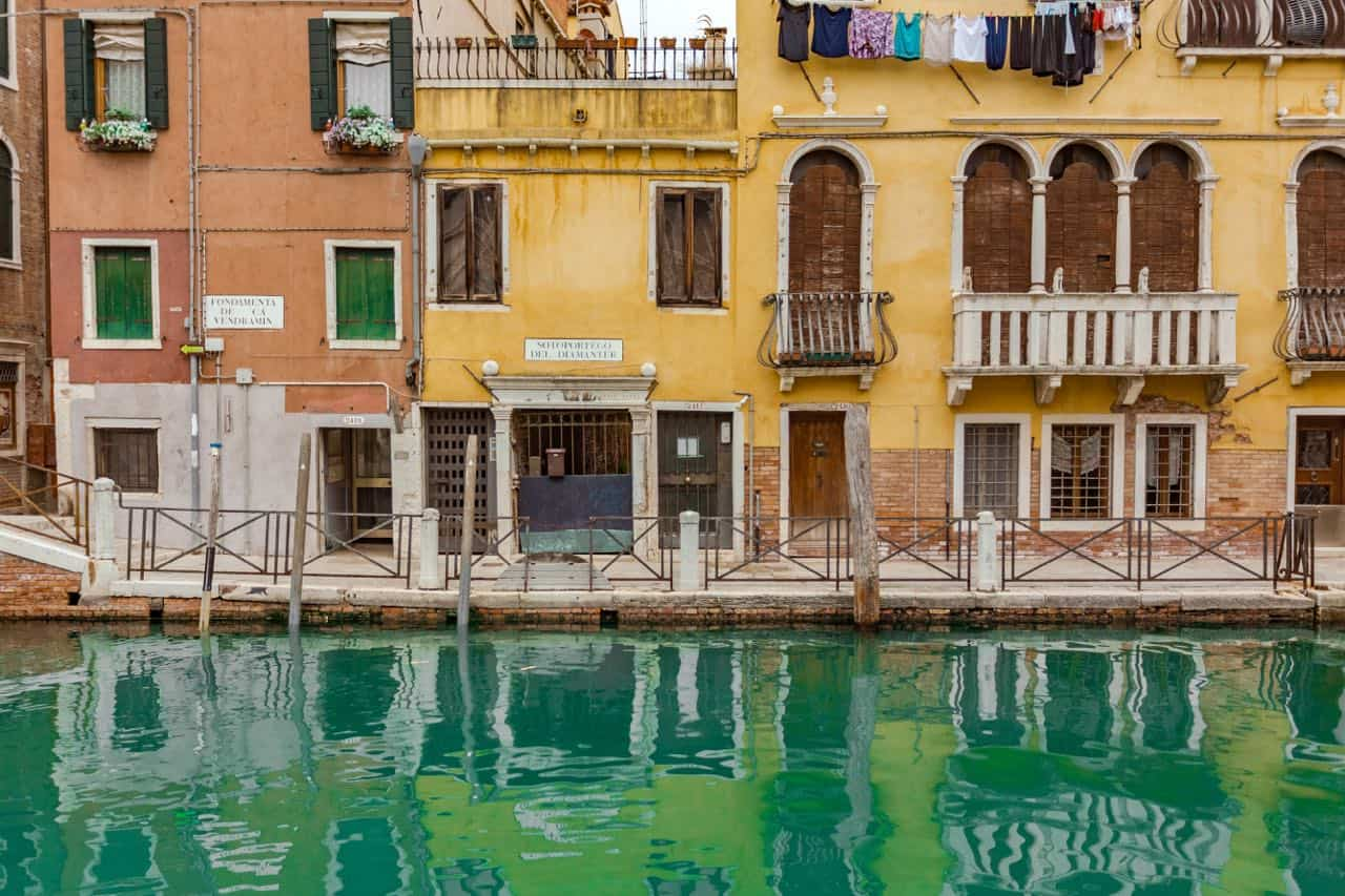 10 day Italy itinerary includes 2 days in Venice