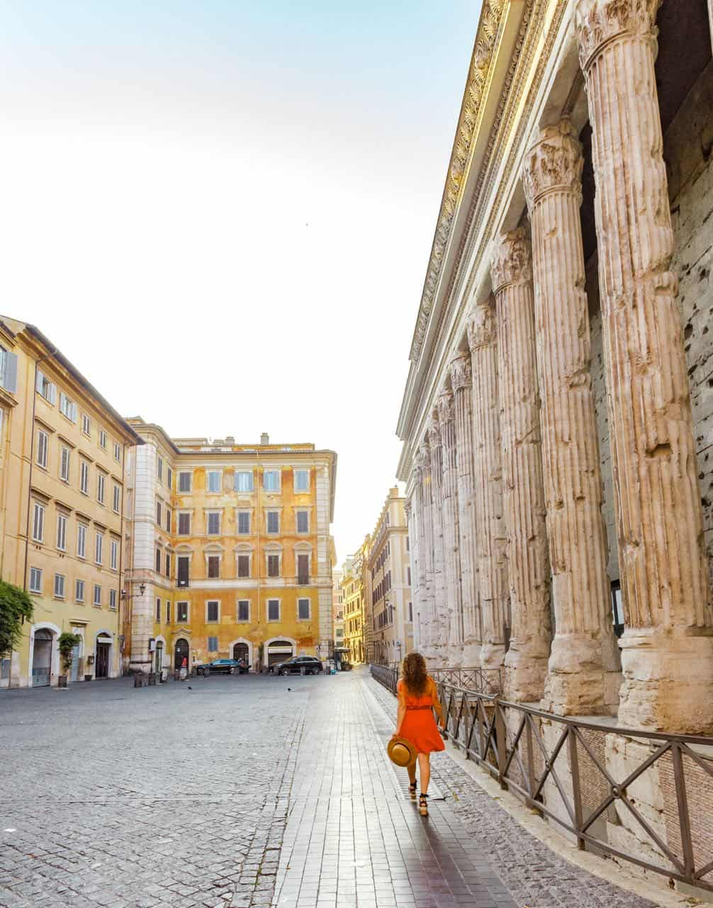 10 day Italy itinerary: Rome