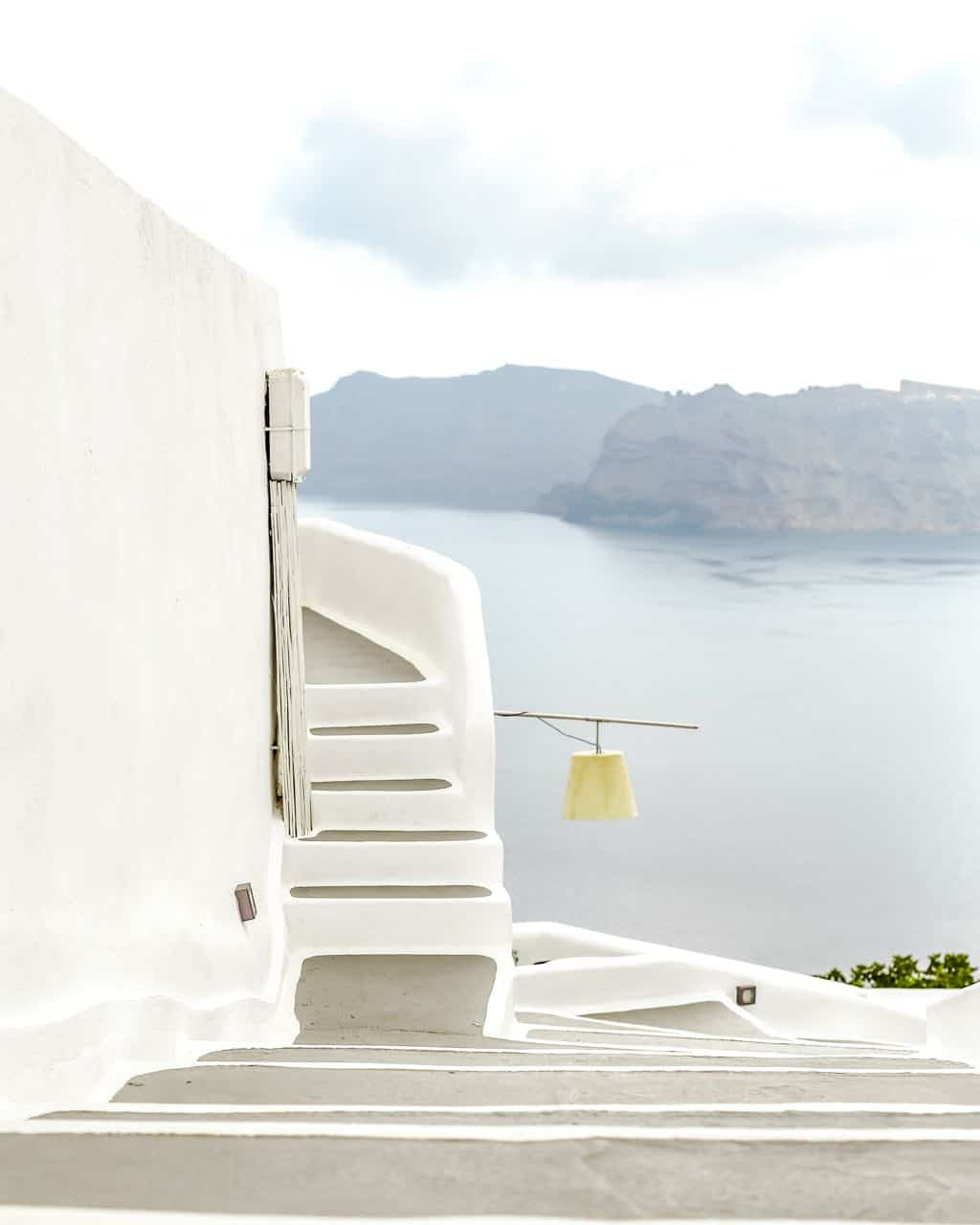 photography guide to Santorini