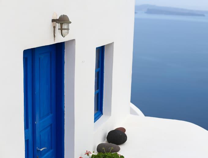 photography guide to Santorini Greece