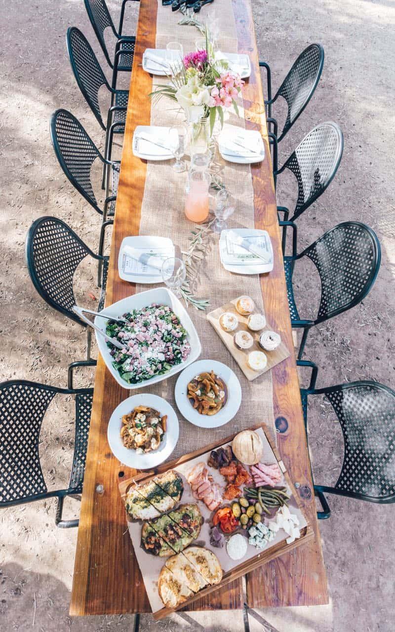 Queen Creek Olive Mill - fun restaurant in Phoenix