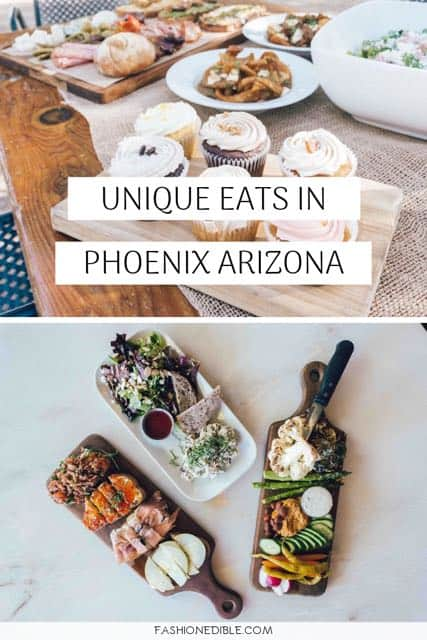 where to eat in Phoenix Arizona | unique eats in Phoenix Arizona | restaurants in Phoenix Arizona | places to eat in Phoenix | Phoenix restaurants