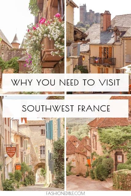 5 Fairytale Towns You Need To Visit in Southwest France | Southwest France Travel Guide | Medieval Towns in Southwest France | Hidden Gems in Southwest France | Visiting Southwest France | Where to Stay in Southwest France | What to see in Southwest France
