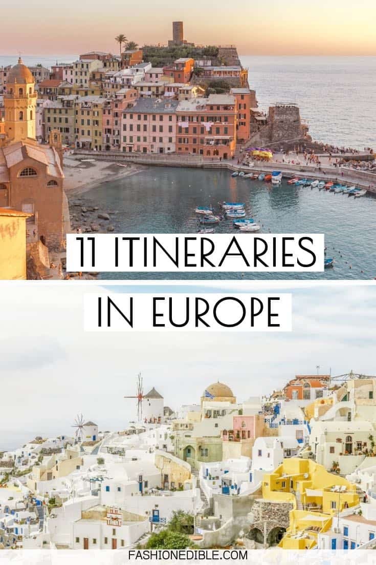 Best Europe Itinerary   European Itinerary   2 weeks in Europe   Two Weeks in Europe   14 days in Europe   Which Countries to Visit in Europe   Europe Trip   Europe Travel