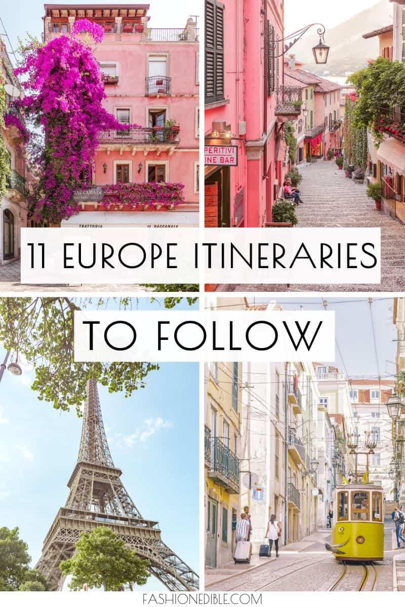 Best Europe Itinerary | European Itinerary | 2 weeks in Europe | Two Weeks in Europe | 14 days in Europe | Which Countries to Visit in Europe | Europe Trip | Europe Travel