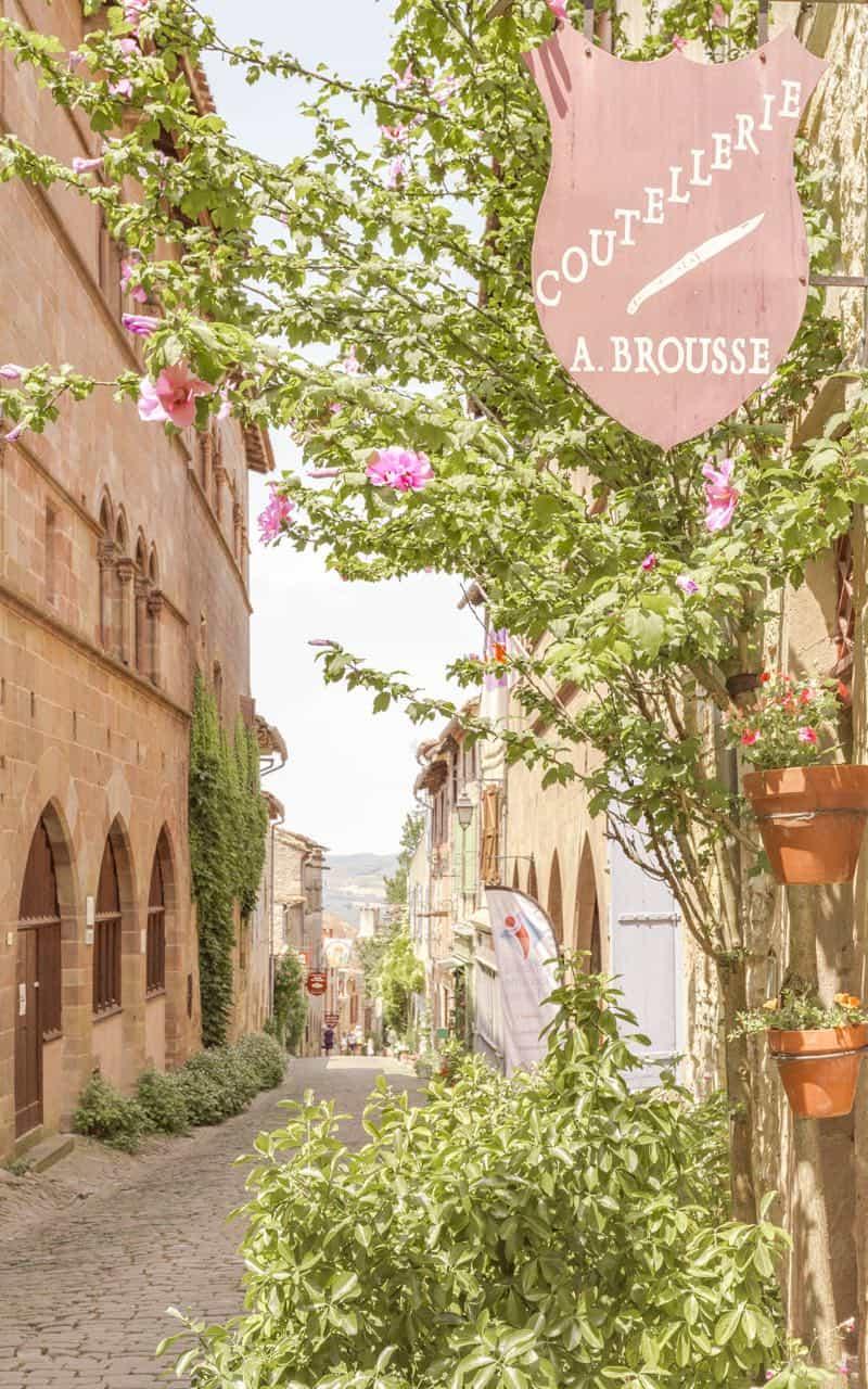Medieval Villages in South West France