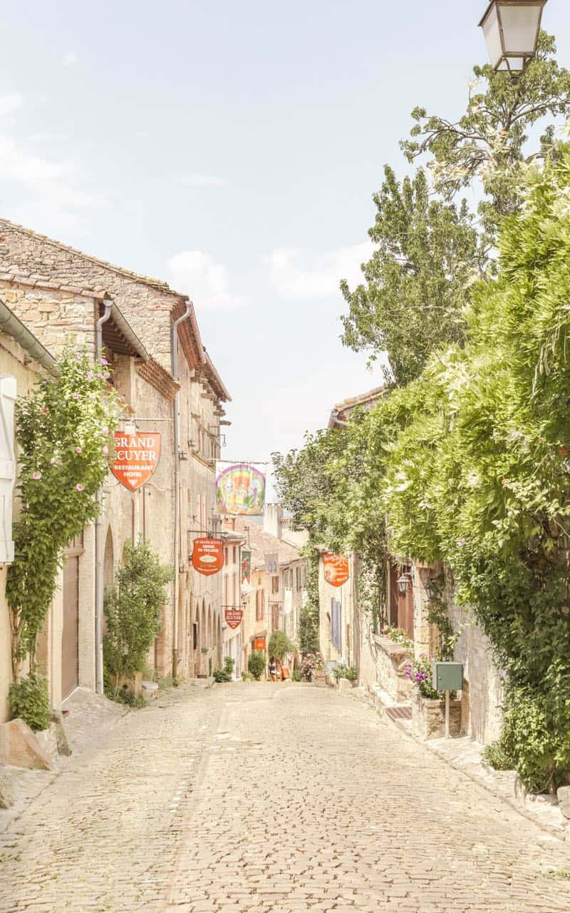 towns in south west France