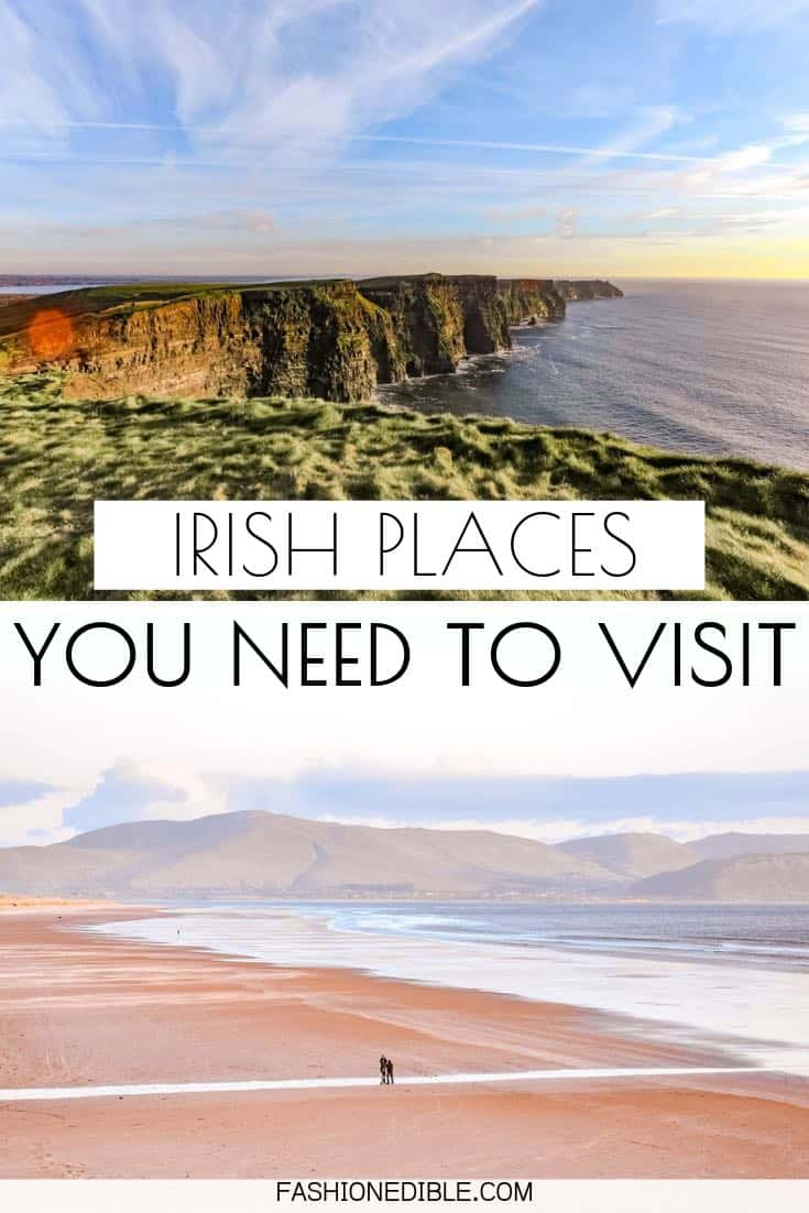 Ireland road trip 7 days | Ireland in 7 days | Self drive Ireland itinerary | What to see in Ireland in 7 days |Places to Visit in Ireland | Where to go in Ireland