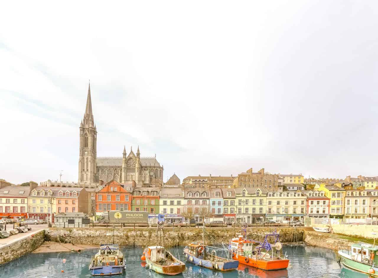 7 days in Ireland itinerary