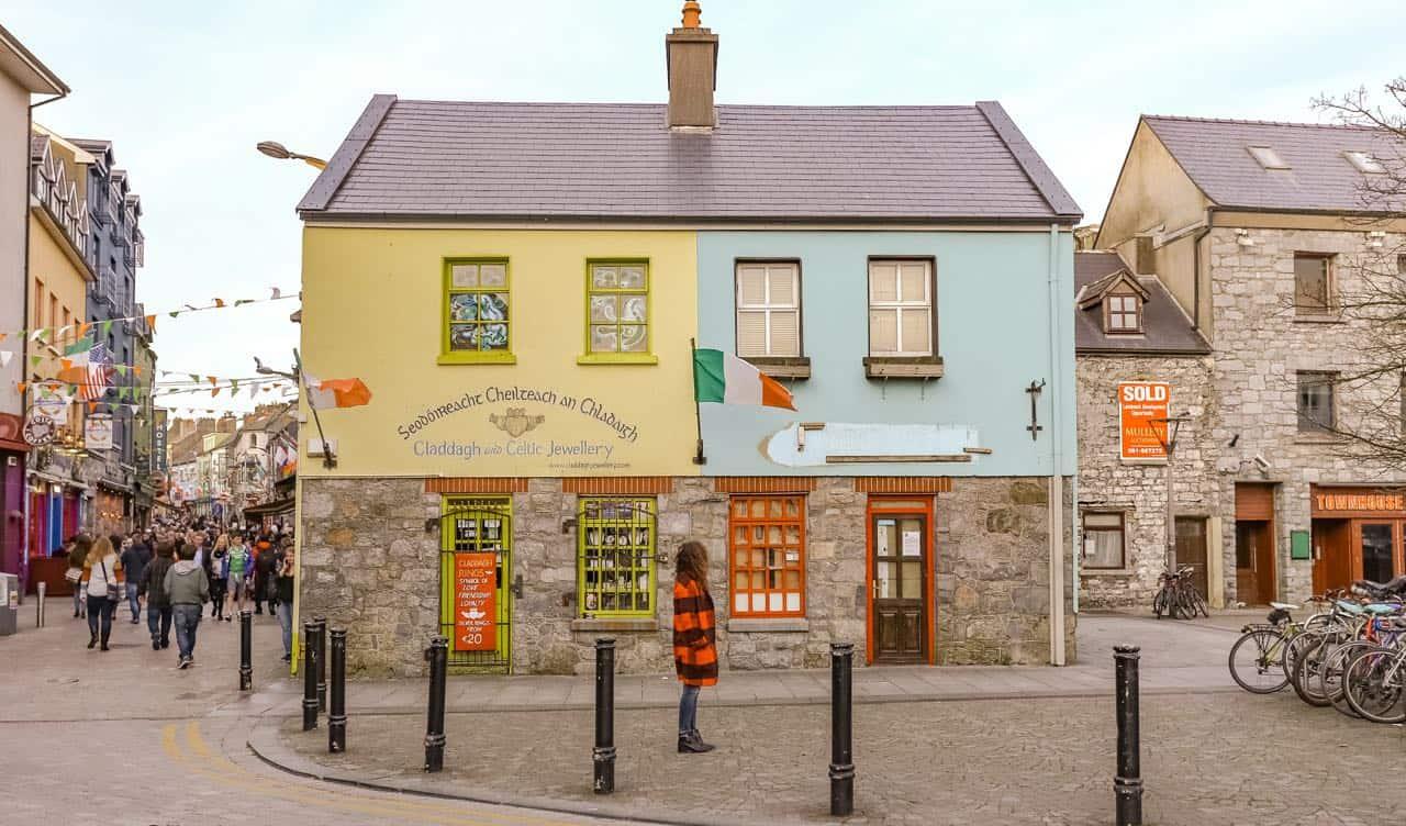 Ireland road trip 7 days