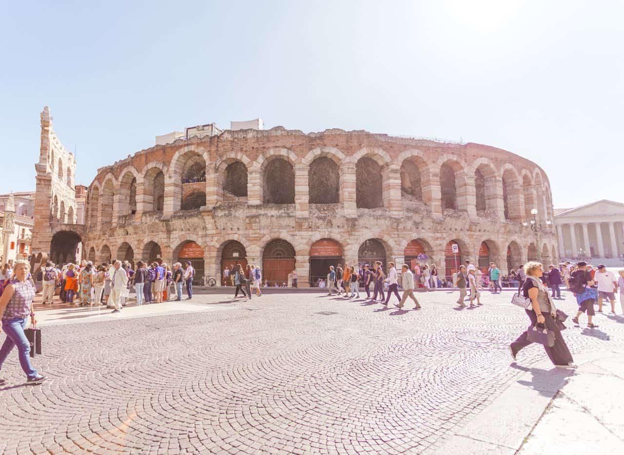 Reasons Why You Should Visit Italy: Ancient History