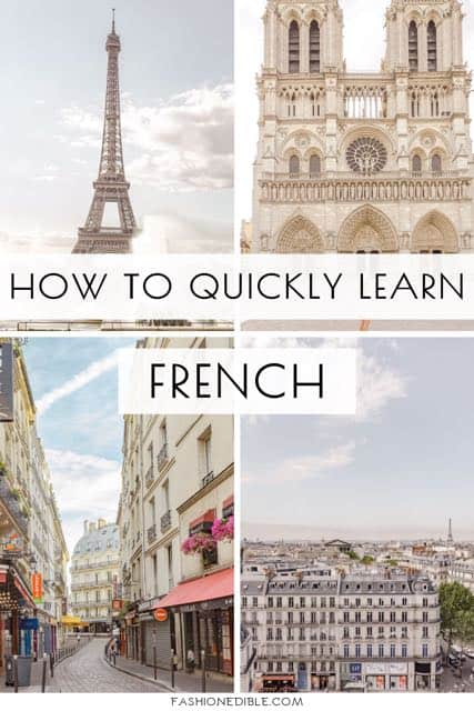 reasons to learn French online | learning another language | best language app | how to learn French quickly
