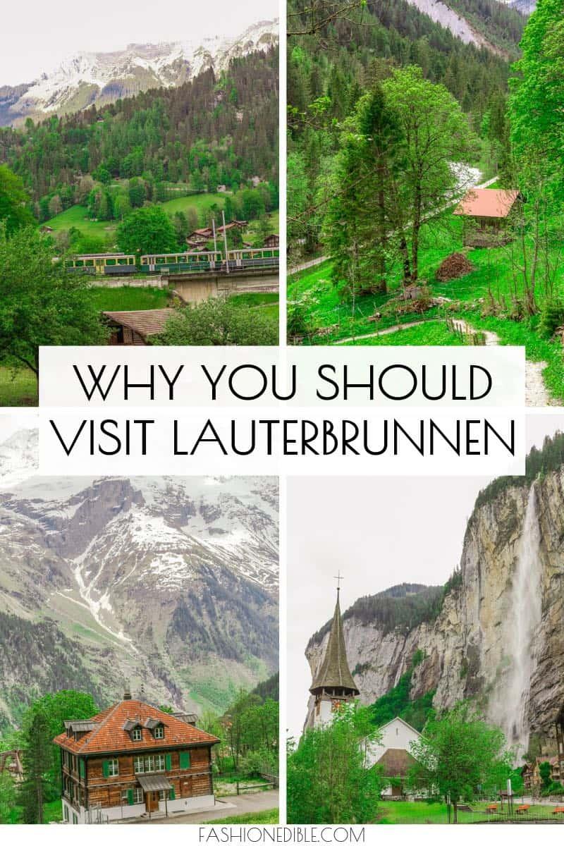 Lauterbrunnen Switzerland travel guide | visiting Lauterbrunnen | Lauterbrunnen Valley | where to stay in Lauterbrunnen Switzerland |