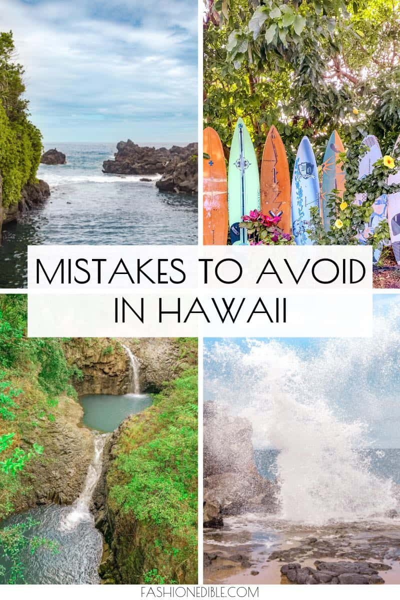 Mistakes to Avoid in Hawaii | Tips for Planning a Trip to Hawaii | Little Known Facts about Hawaii | What You Need to Know About Hawaii Before You Visit | Hawaii Tips