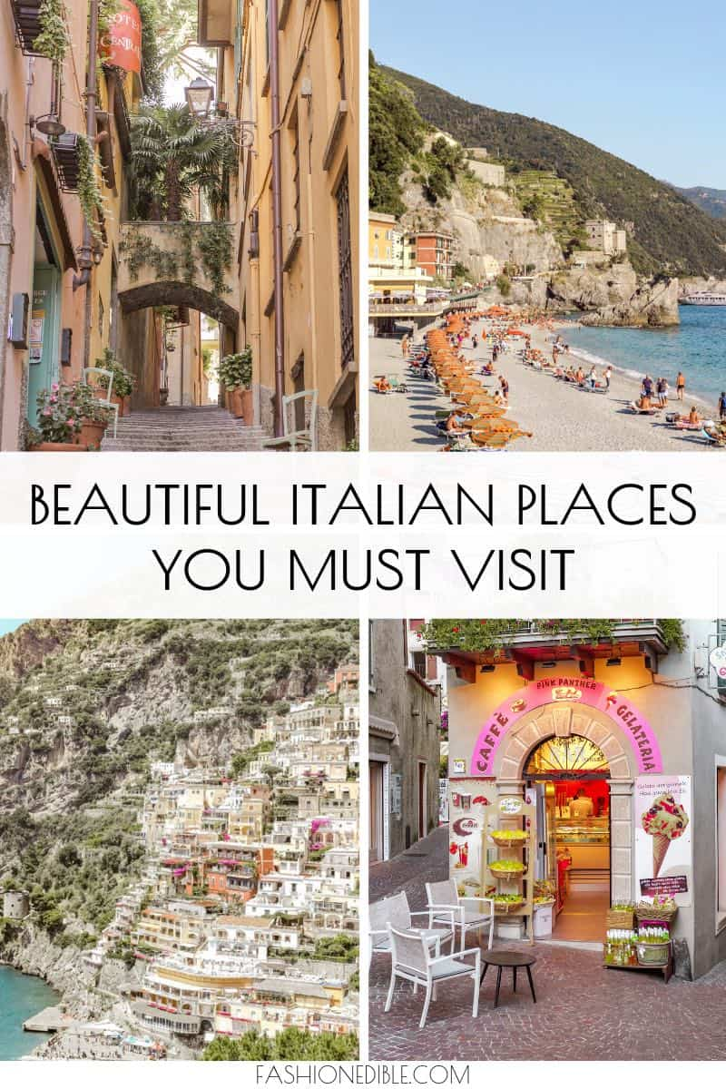 Most Beautiful Places in Italy | Where you need to visit in Italy | Italian villages to visit | best Italian villages