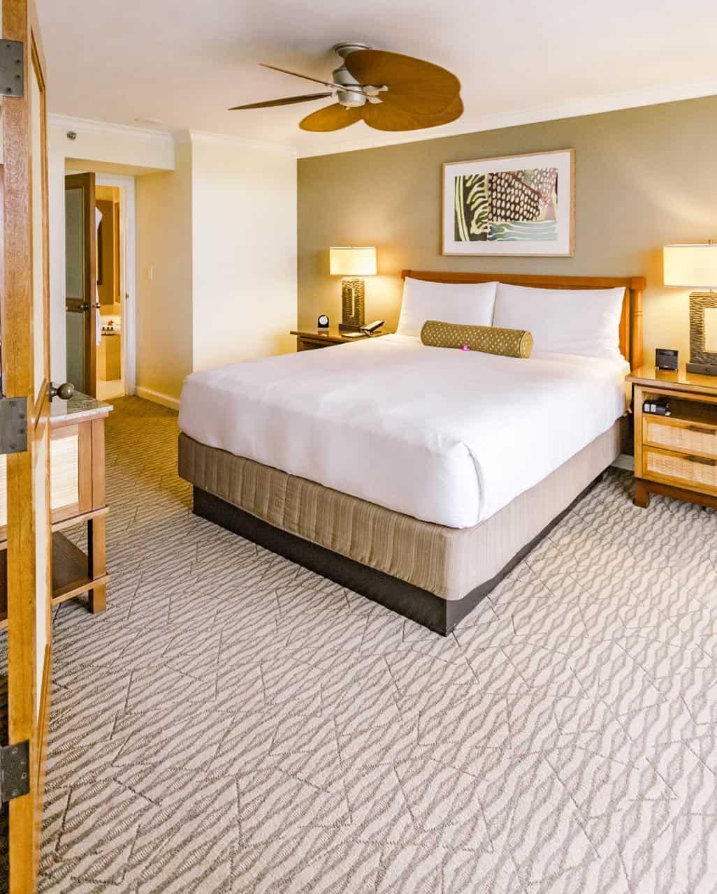 Suite at the Fairmont Maui
