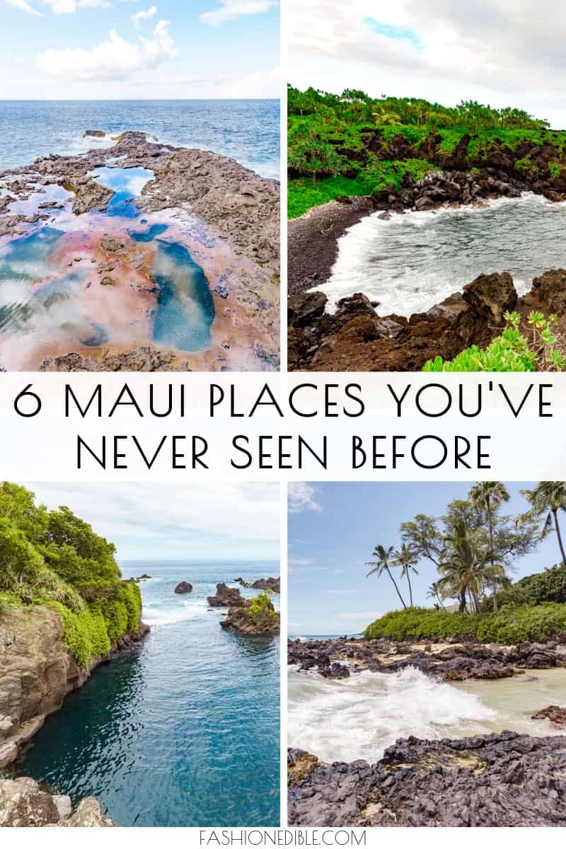 6 Maui Places Have Never Seen Before | 6 Maui Destinations No One Knows About | Hidden Gems in Maui | Maui Hawaii Places You've Never Heard Of