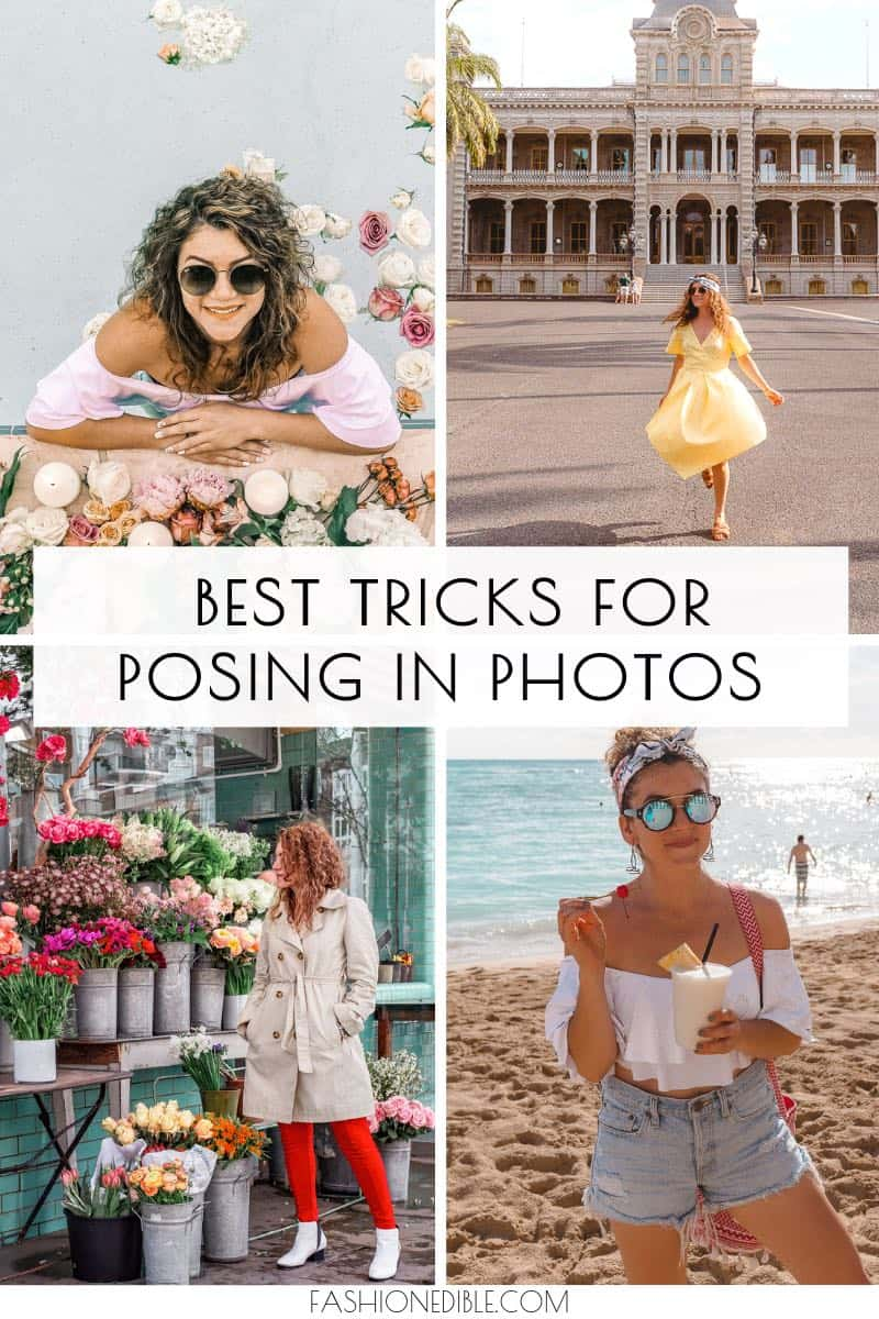 easy tips for posing in photos | how to pose in travel photos | tips for posing in photos