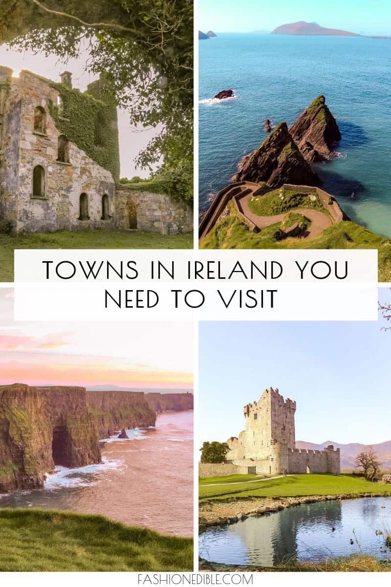 best places to visit in Ireland | Irish towns you need to visit |pretty Irish destinations | where to go in Ireland