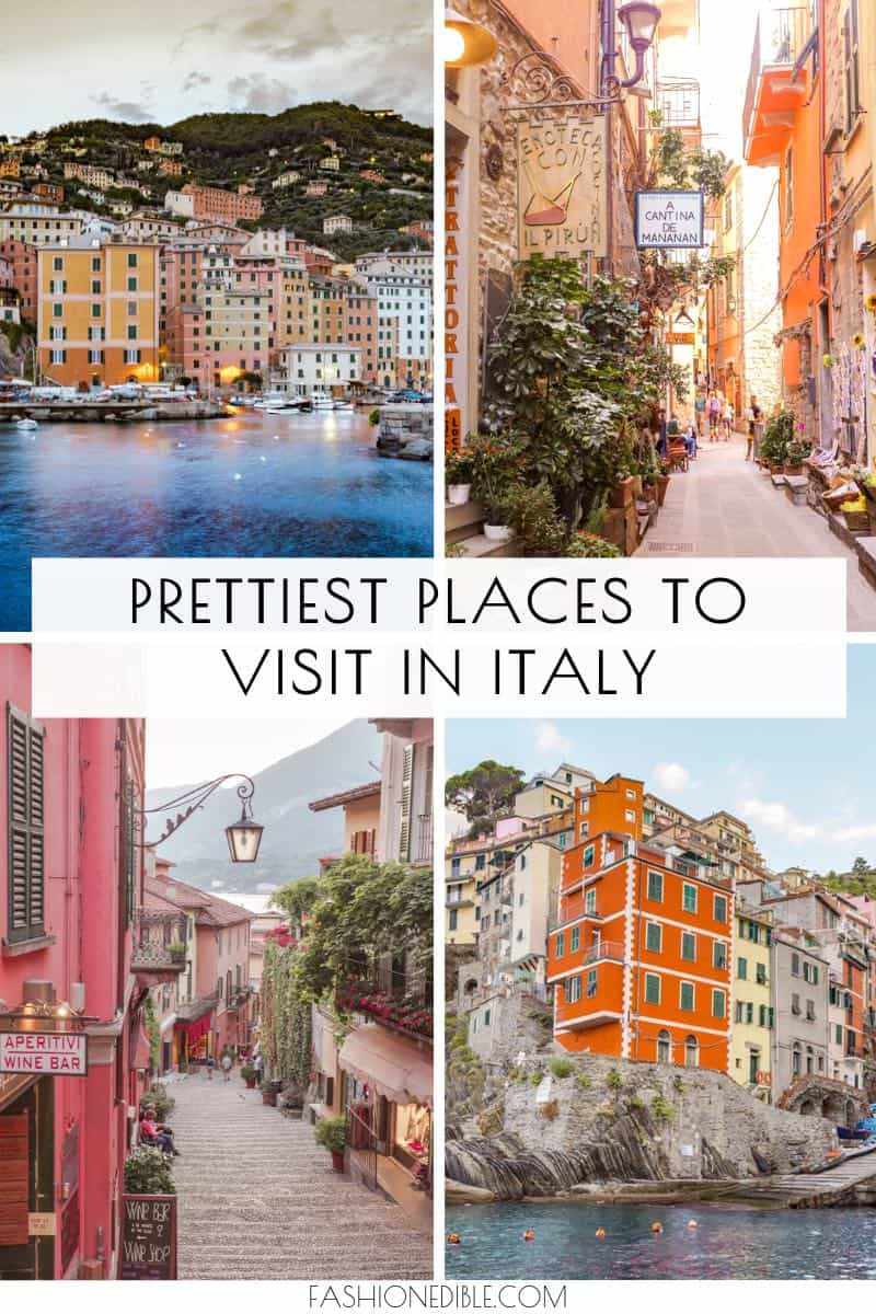 best places to visit in Italy | Italian cities that you need to visit | top Italian cities to vacation at | best Italian villages to visit | where to go in Italy |