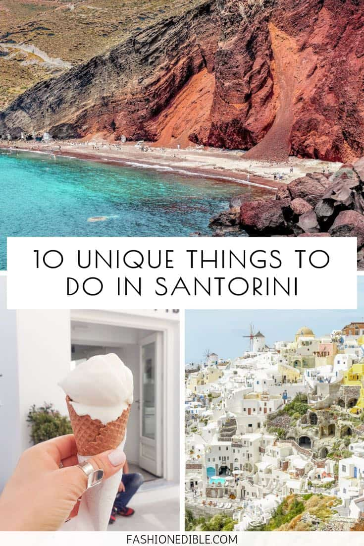 best things to do in Santorini | what to do in Santorini | top things to do in Santorini | how to spend five days in Santorini