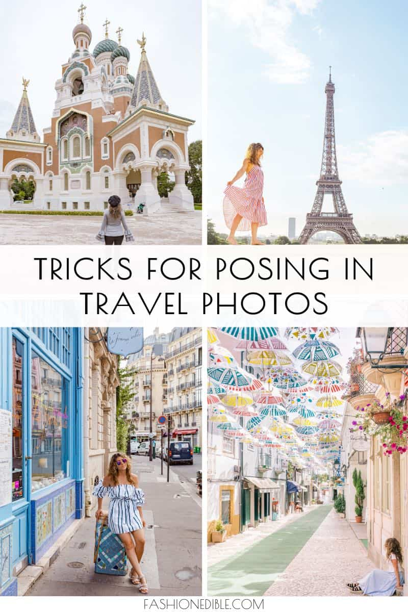 how to not look awkward in photos | how to pose in travel photos | cute poses for photos | best travel poses | tricks for posing naturally in photos