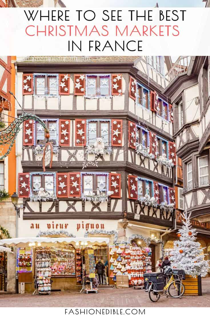 Why You Should Visit the Colmar Christmas Market - Where to find the best Christmas Markets in Alsace - Christmas Market of Colmar
