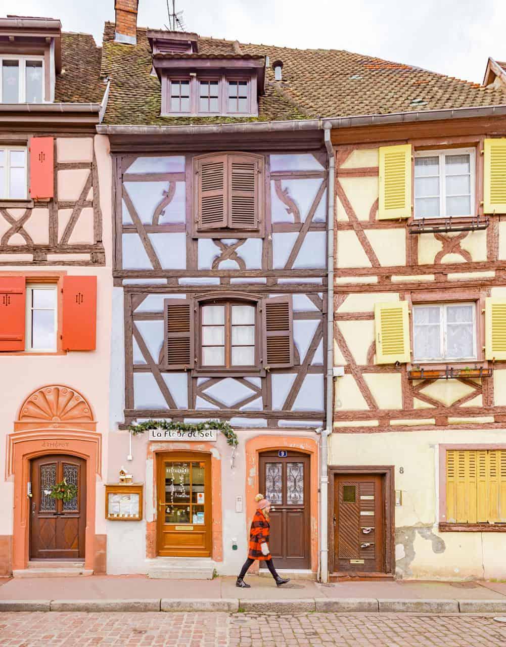 Old Town Colmar