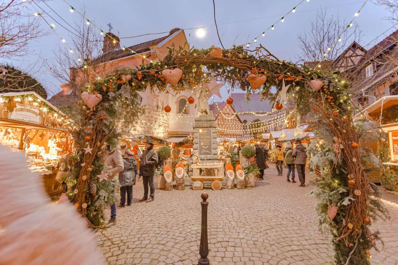 Eguishim Christmas Market
