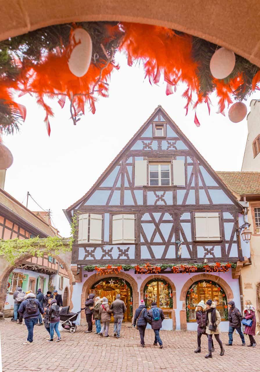Riquewihr France Town