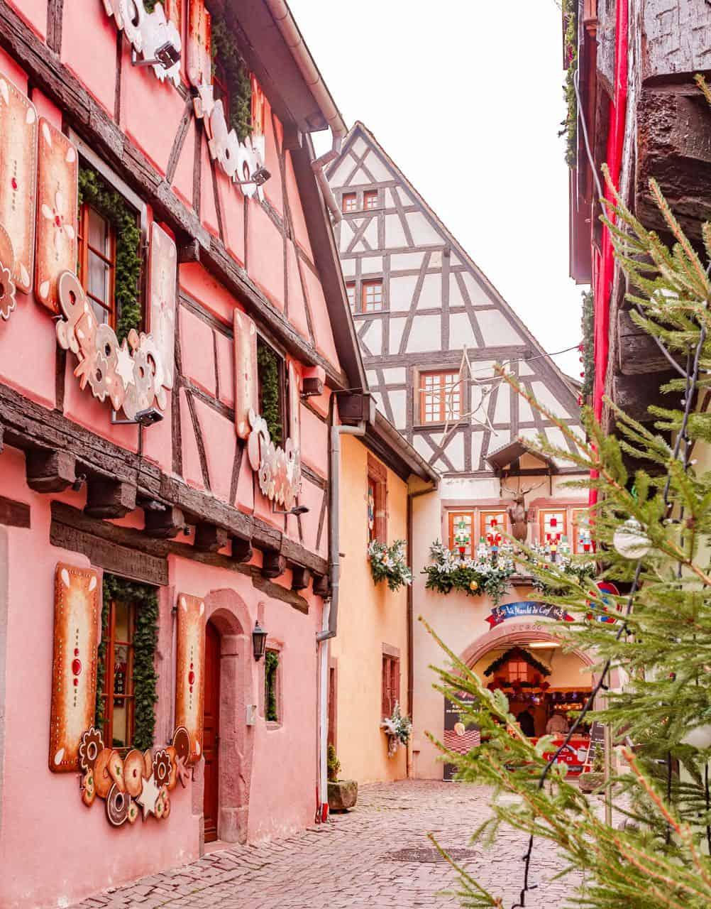 Feerie de Noel in Riquewihr