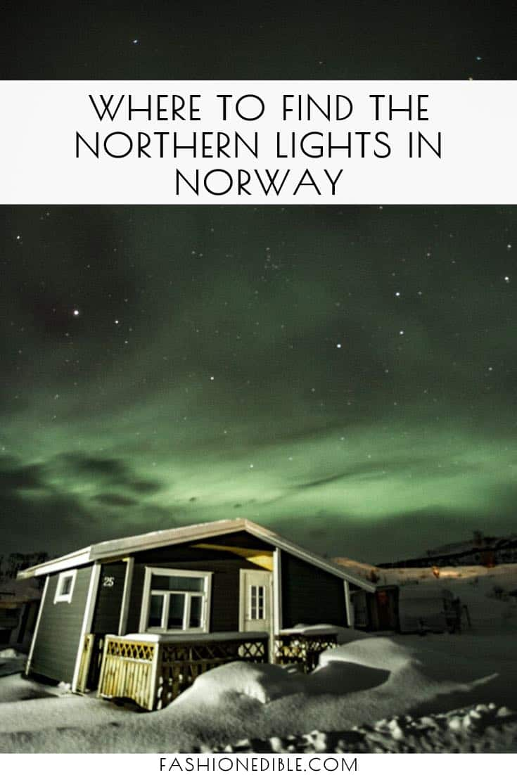 things to know before you book a northern lights tour | where to find the best views of the northern lights in Norway | how to see the northern lights