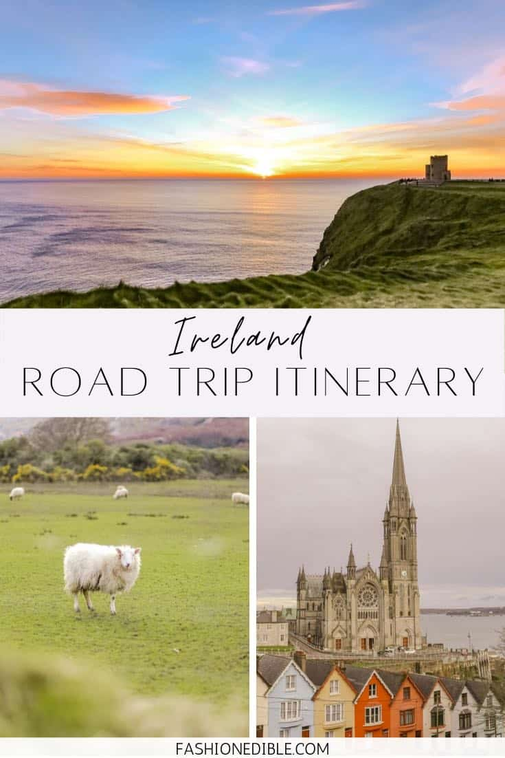 ireland road trip | ireland itinerary | best places to see in Ireland | what to visit in Ireland